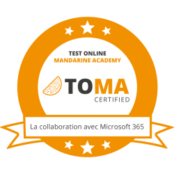 certification toma
